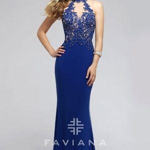 FAVIANA Dress Style #7750